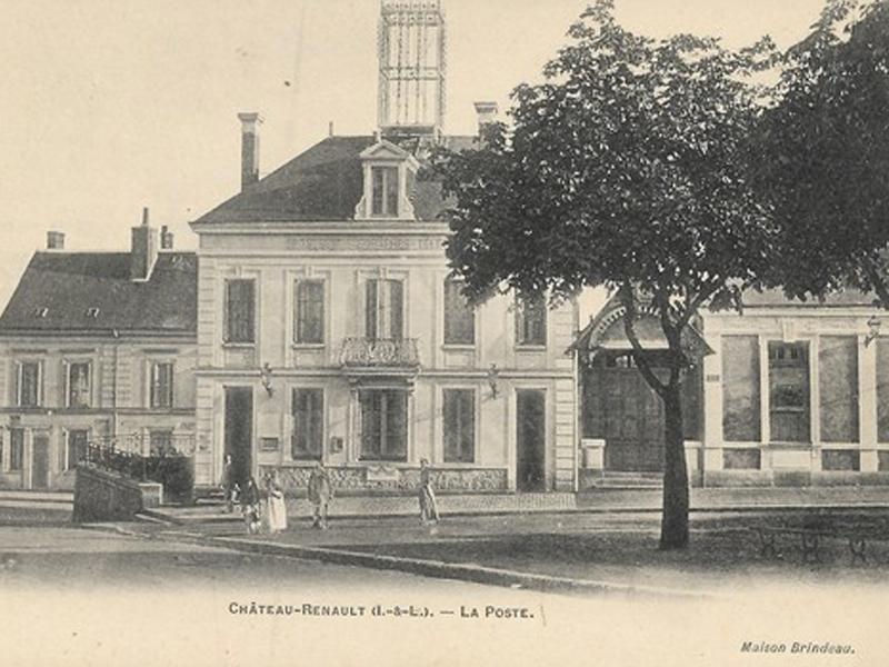 La Poste Chateau Renault
