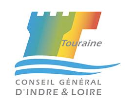 Logo Conseil Général Indre et Loire